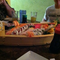 Photo taken at Sushi I by Holly H. on 8/21/2012