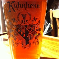 Photo taken at Kuhnhenn Brewing Co. by Greg K. on 2/25/2012