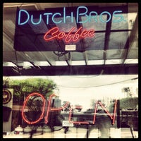 Photo taken at Dutch Bros. Coffee by William N. on 4/10/2012