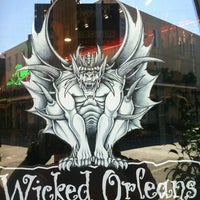 Photo taken at Wicked Orleans by Mike M. on 2/14/2012