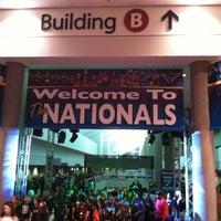 Photo taken at Georgia World Congress Center (GWCC) by Karen W. on 2/18/2012