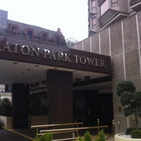 Photo taken at The Park Tower Knightsbridge by amico8 on 3/14/2012