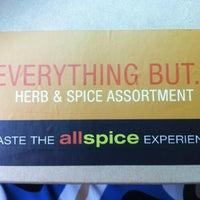 Photo taken at AllSpice by Elisabeth L. on 5/25/2012