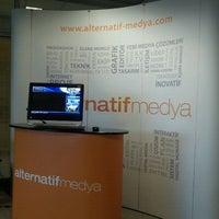 Photo prise au Alternatif Medya par Mehmet Fatih O. le8/8/2012