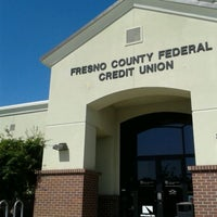 Photo taken at Fresno County FCU - Clovis Branch by MaMoosie M. on 5/15/2012