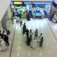 Photo taken at Prince Mohammad Bin Abdulaziz International Airport (MED) by Abid A. on 6/24/2012