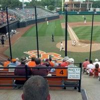 Photo taken at Allie P. Reynolds Baseball Stadium by Brett D. on 5/18/2012