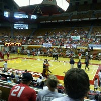 Photo taken at St. John Arena by Shanna on 7/7/2012