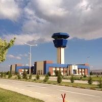 Photo taken at Nevşehir Kapadokya Airport (NAV) by Sinasi Ç. on 7/10/2012
