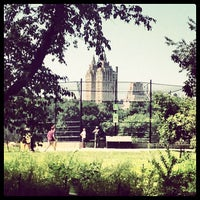 Photo taken at Central Park North Meadow Field 6 by Will E. on 8/12/2012