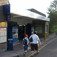 Photo taken at Royston Railway Station (RYS) by Richard C. on 8/18/2012