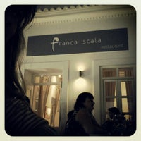 Photo taken at Franca Scala by Linouita L. on 8/30/2012