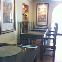 Photo taken at Radiance Tea House & Books by Lianne F. on 8/4/2012