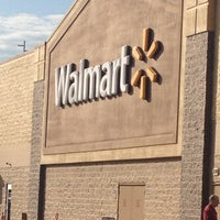 Photo taken at Walmart Supercenter by Spiffy H. on 4/8/2012