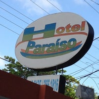 Photo taken at Hotel Paraíso by || Diogo R. on 8/30/2012