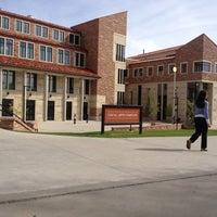 Photo taken at Technology & Creative Arts Plaza by Marisa C. on 4/19/2012
