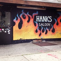 Photo taken at Hank's Saloon by Duann on 7/15/2012