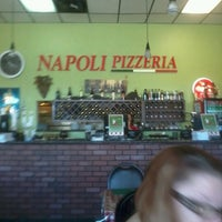 Photo taken at Napoli Pizza & Restaurant by Desiree D. on 6/22/2012