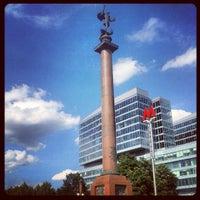 Снимок сделан в Трубная площадь пользователем Kirill P. 6/25/2012