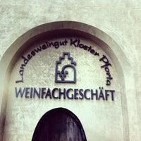 รูปภาพถ่ายที่ Landesweingut Kloster Pforta โดย Maik L. เมื่อ 6/3/2012
