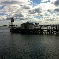 Photo taken at Clinton Town Docks (Marina) by Ralf V. on 6/26/2012
