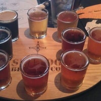 Photo taken at Sea Dog Brewing Company by Sean P. on 7/17/2012