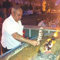 Photo taken at Terraza de Bar Aurelio - Mérida by Arild H. on 7/28/2012