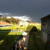 Photo taken at Colegio de Ciencias y Humanidades Plantel Oriente by Dagny V. on 9/5/2012
