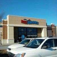 Photo taken at PetSmart by Tara S. on 3/10/2012