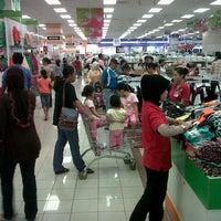 Photo taken at AEON AU2 (Setiawangsa) Shopping Centre by Yazrul R. on 8/10/2012