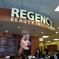 Photo taken at Regency Beauty Institute by Tammy on 5/9/2012