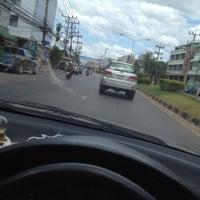 Photo taken at Saeng Phet Intersection by 💢KOB N. on 6/28/2012