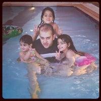 Photo taken at Holiday Inn Salmiyah Hotel by Qais a. on 7/13/2012
