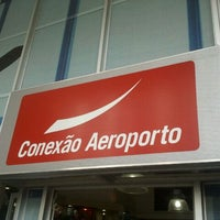 Photo taken at Conexão Aeroporto by Reginaldo Vieira I. on 2/13/2012