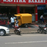 Photo taken at Kavita Bakery by Joshy T. on 7/7/2012