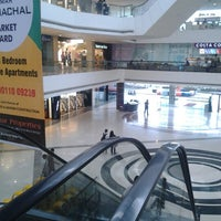 Photo taken at Kumar Pacific Mall by _incRedible_ M. on 9/4/2012