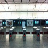 Photo taken at MTR Hong Kong Station by That John on 3/22/2012