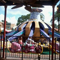 Photo taken at The Magic Carpets of Aladdin by Marcos F. on 9/13/2012