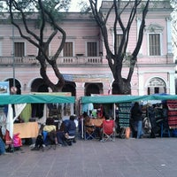 Photo taken at Feria de Mataderos by Sol M. on 8/26/2012