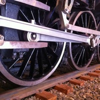 Photo taken at California State Railroad Museum by Noah S. on 7/16/2012