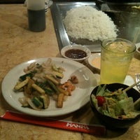 Photo taken at Kanki Japanese House of Steaks & Sushi by Paola M. on 6/26/2012
