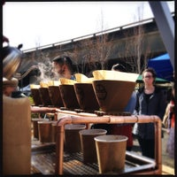 Photo taken at Grand Lake Farmers Market by Crillmatic on 4/7/2012