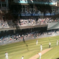 Photo taken at The Kia Oval by Chris W. on 7/25/2012