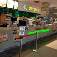 Photo taken at Quiznos by Karen C. on 4/10/2012