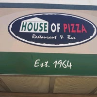 Photo taken at House of Pizza by Jason F. on 6/21/2012