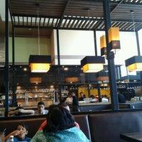 Photo taken at California Pizza Kitchen by Maithili N. on 2/9/2012