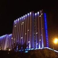 Снимок сделан в Измайлово «Гамма-Дельта» / Izmailovo Gamma Delta Hotel пользователем Дима С. 9/1/2012