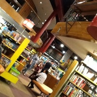 Photo taken at Livraria Cultura by Wlad F. on 6/10/2012