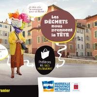 Photo taken at Trions Nos Déchets À Marseille Le Silo Avec MPM by Jean-Marc S. on 3/27/2012
