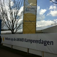 Photo taken at ANWB Kampeerdagen by Marjolein v. on 4/22/2012